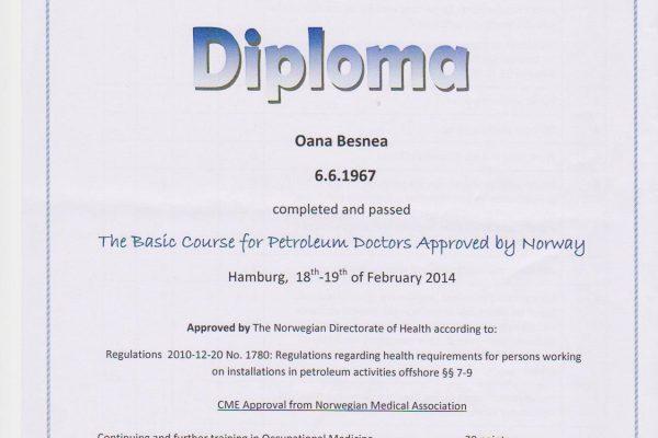 Dr. Oana Besnea 1