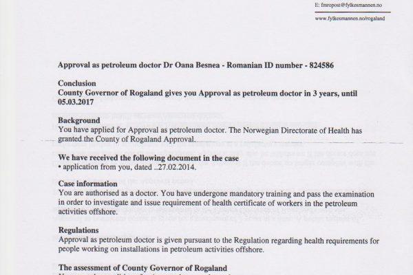 Dr. Oana Besnea 3